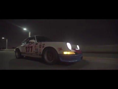 Night Drive in Los Angeles - Magnus Walker
