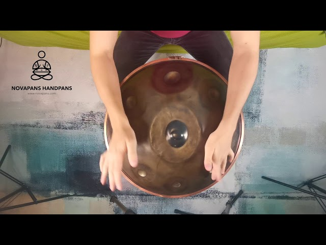Handpans Players | Novapans Handpans | B Hijaz Minor | Generation 5