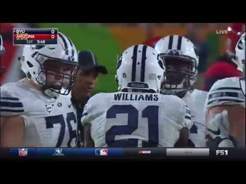 BYU Cougars vs Arizona Wildcats NCAAF 2016   Week 01