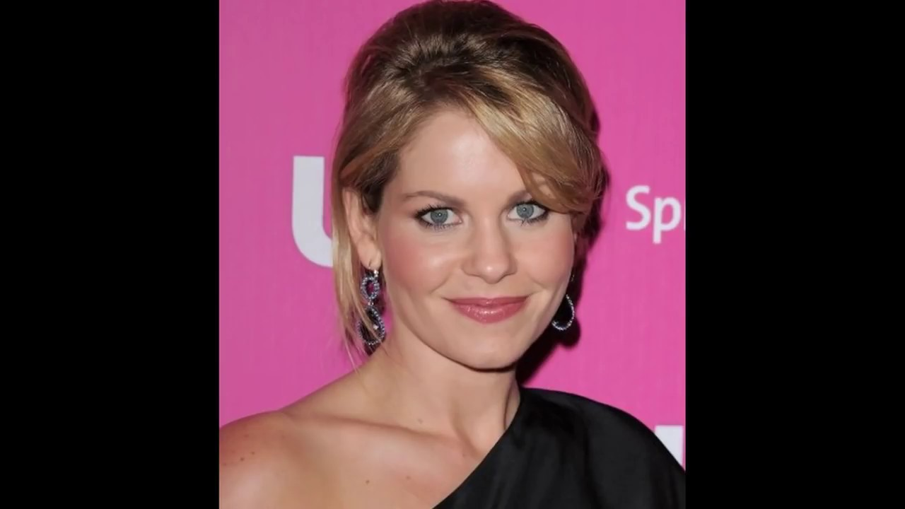 Candace Cameron Bure Upskirt Butt Flash - Youtube-5613