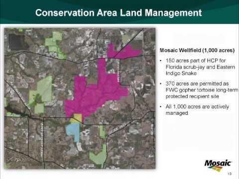CHNEP Conservation Lands: Mosaic's Compensatory Mitigation