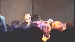 FUGAZI Waiting Room LIVE IN HUNTINGTON, WV 2002
