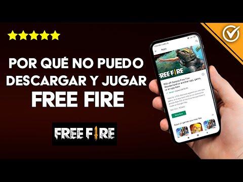 Por qué no Puedo Descargar, Instalar y Jugar a Garena Free Fire en Móvil y Tablet