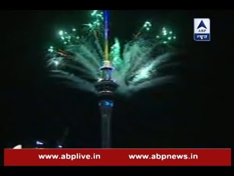 Happy New Year 2017: Auckland, New Zealand welcomes new year first of all in world