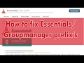 Group Manager Prefix's NOT Working (FIX)  Minecraft 1.11 Server Tutorial