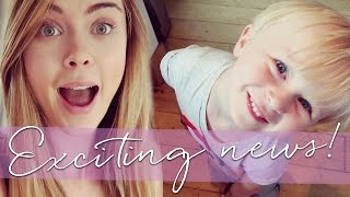 One of Hannah Maggs's most viewed videos: Raw vlog#3 | Exciting News!
