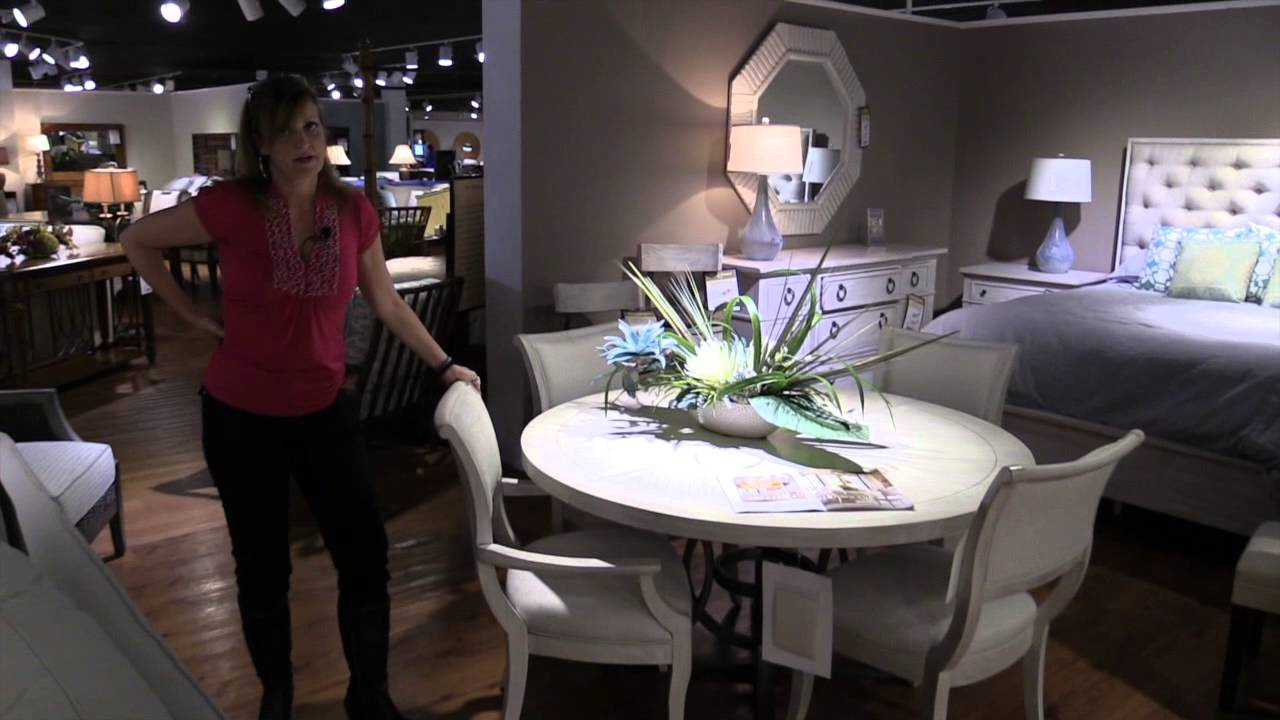 Oyster Bay Lexington Collection Living, Dining, Bedroom Furniture,  Pedestals, Bases,   YouTube