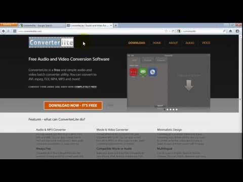 HD - Converter lite - Easy Download and Install - Simple Tutorial -