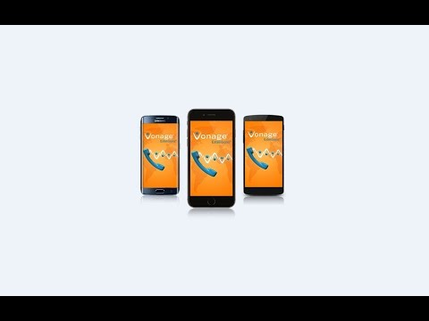 How To Use The Vonage Extensions App
