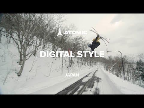 Atomic Digital Style | Japan