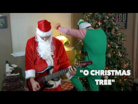Christmas Songs Go Metal!