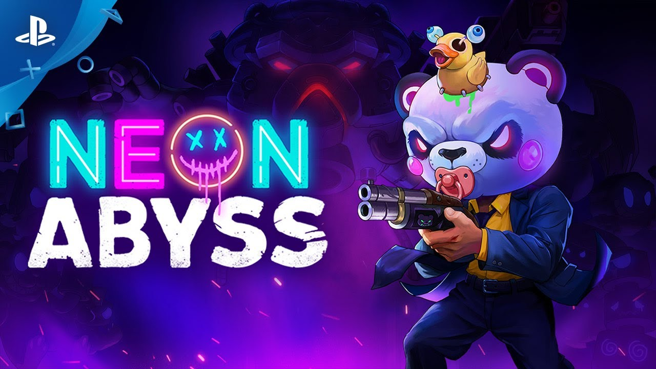 Neon Abyss - Release Date Announcement | PS4