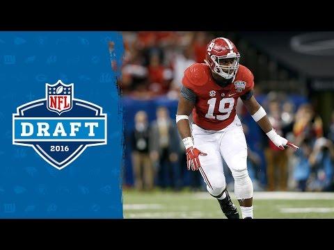 Reggie Ragland College Highlights & 2016 Draft Profile | NFL