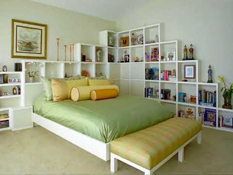 schlafzimmer regal ideen youtube. Black Bedroom Furniture Sets. Home Design Ideas