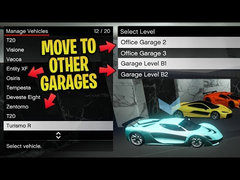 This One HIDDEN Feature Makes Moving Cars to Other Garages WAY EASIER (GTA Online)