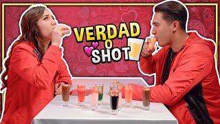 Verdad o Shot con Carolina Díaz