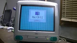 Apple iMac G3 October 2018 Update