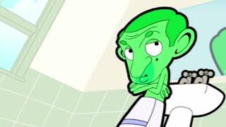 Green Bean! | St Patrick's Day! | Mr Bean Cartoon