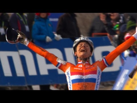 Cyclo-Cross World Championships Elite Women's Race - WHOLE RACE