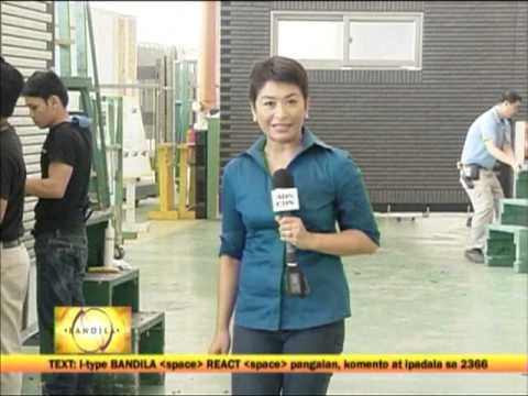 Pinoys Made House That Survived Tsunami