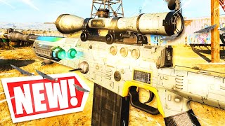 The *NEW* MOTHERSHIP SNIPER in Black Ops Cold War.. (wow..)