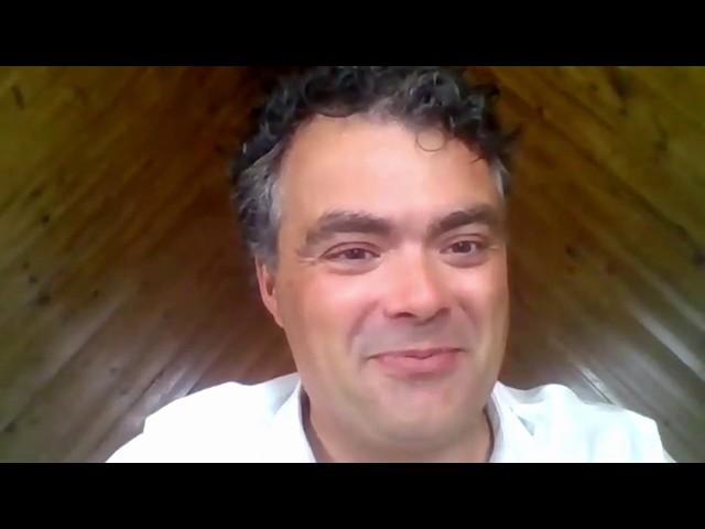 Ep# 38 Sjoerd Cooijmans - HR Directeur Relx (het oude Reed Elsevier) - (geluidstoring door wind)