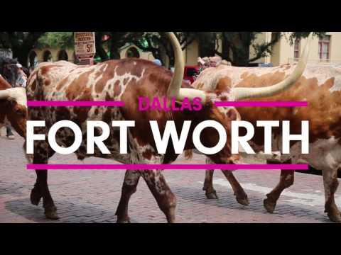 Dallas: Take a Day Trip - Fort Worth