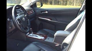Ремонт підлокітників на Toyota Camry XV50/ Секрет/ Як зняти кришку підлокітника на Тойота Камрі