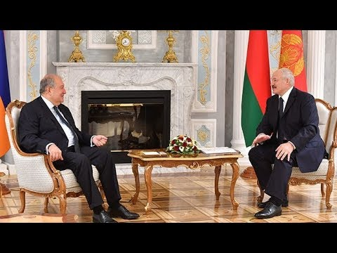 Беларусь и Армения: