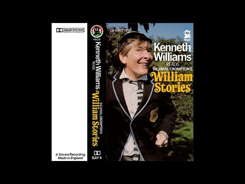 William Stories read by Kenneth Williams (1982)