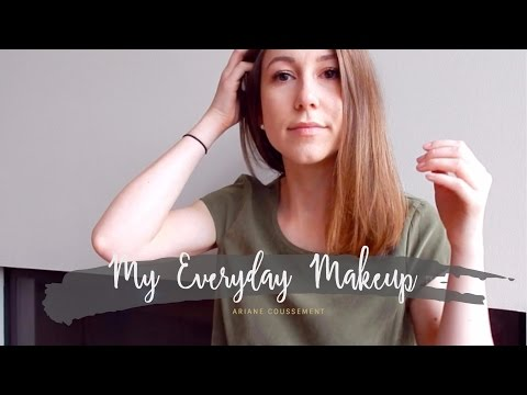 Everyday Makeup Routine - Ariane Coussement