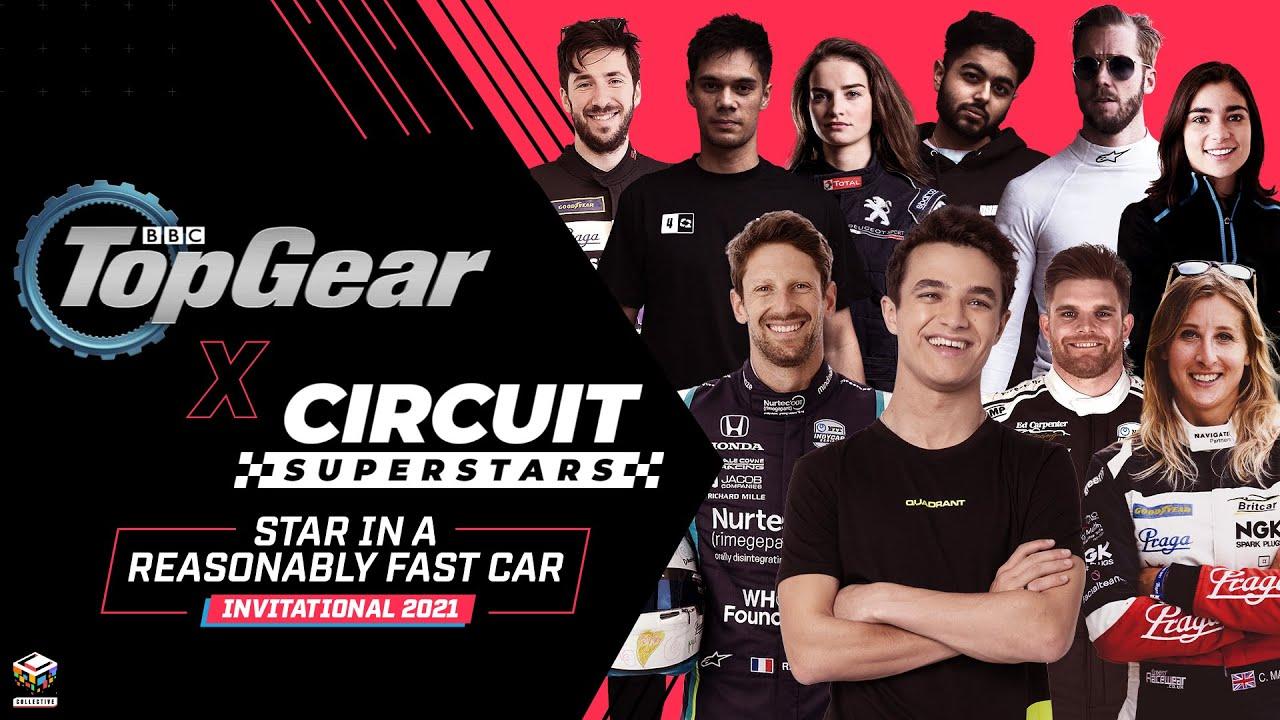 Circuit Superstars | Top Gear x Circuit Superstars Invitation 2021 Preview