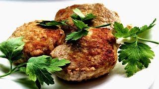 Котлеты с сыром | Котлеты в духовке | Рецепт котлет