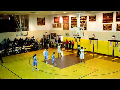 4 | Girls | Nazareth Regional High School ( Brooklyn ) Vs The Mary Louis Academy ( Queens )