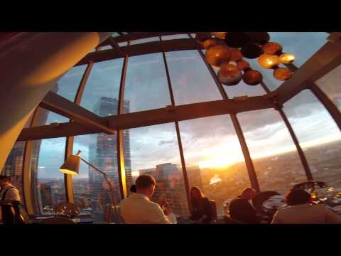 Moscow - Moscow City - Federation Tower - The Sixty {60th Floor} 2