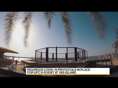 UFC Comes to Abu Dhabi