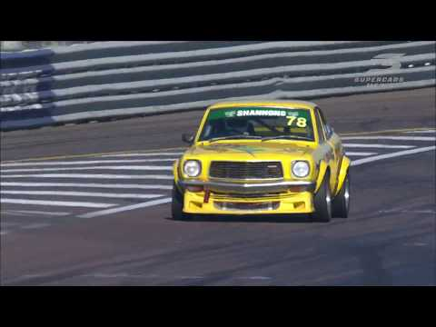 IPRA-NT Race 3 2017 V8 Supercars Support Round