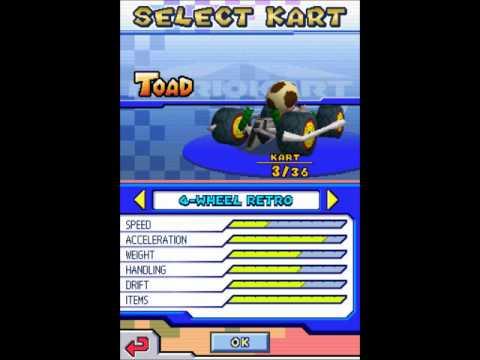 Mkds Mario Kart Zero Beta 2 Every Character And Kart Texture