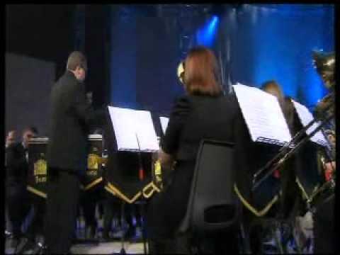 Eryri / Snowdonia (Gareth Glyn) - Seindorf Beaumaris Band/Gwyn M Evans