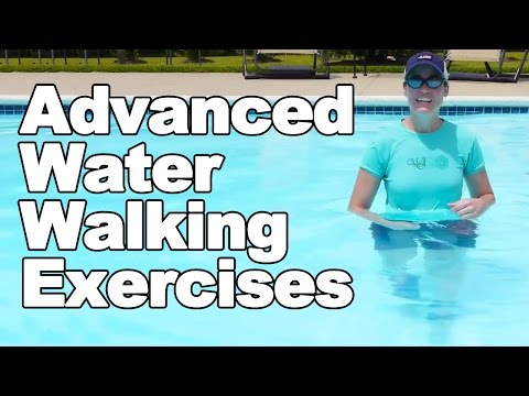 Water Exercise, Advanced Walking (Aquatic Therapy) - Ask Doctor Jo