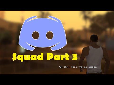 SAMP: Discord Squad on S2 [Part 3]