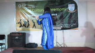 Desi Chhori | Annual Cultural Ceremony | Dept. of Finance | Jagannath University, Dhaka | 2014
