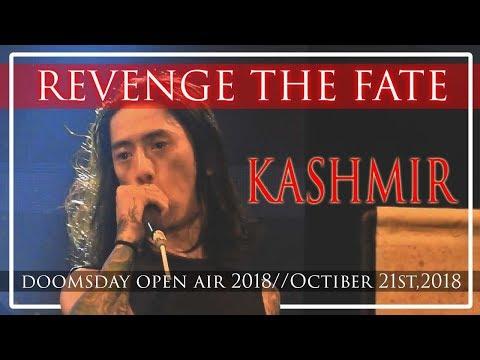 REVENGE THE FATE - Kashmir (LIVE) (HD) // DOOMSDAY // 2018.10.21