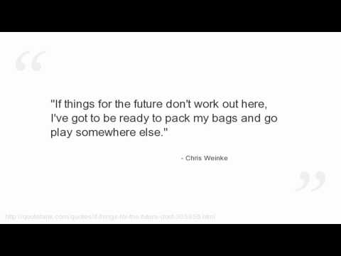 Chris Weinke Quotes