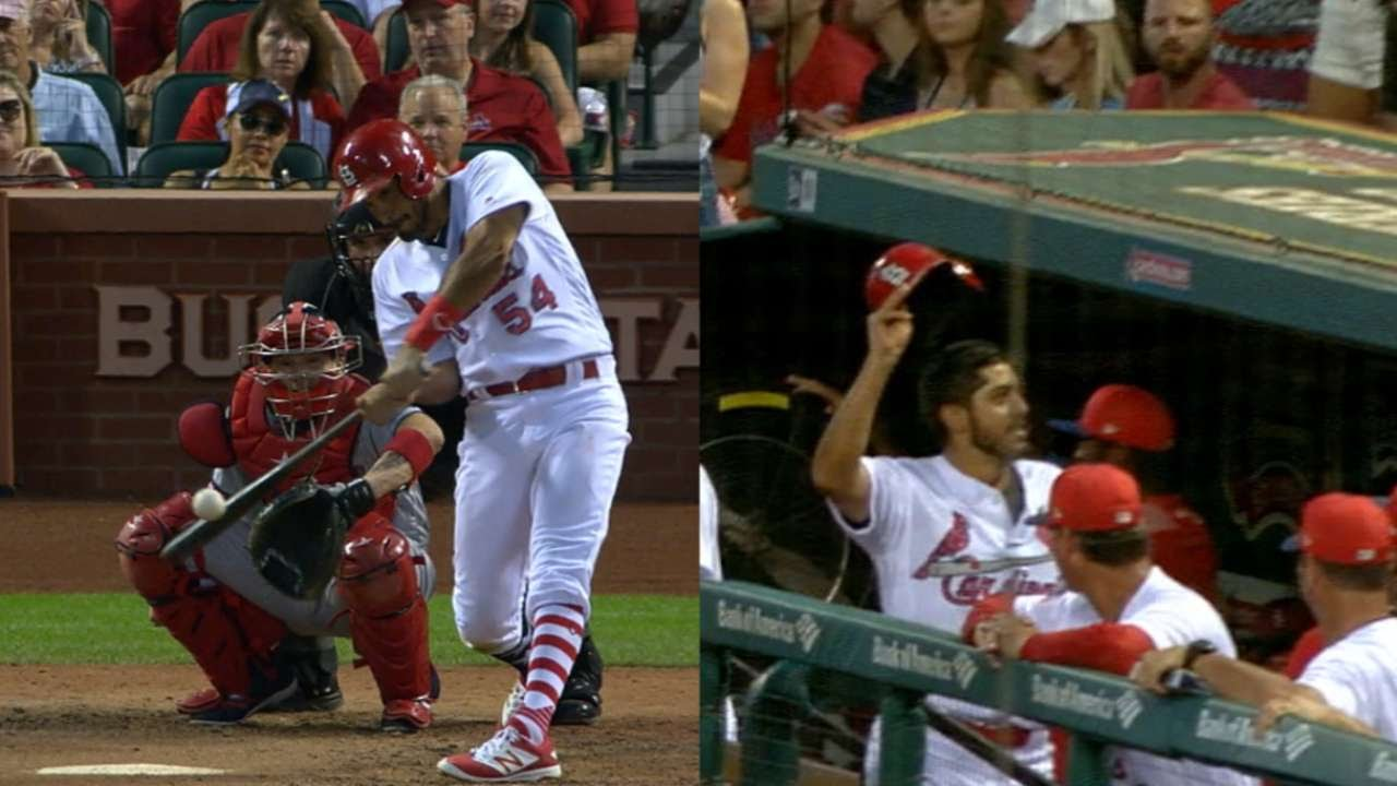 Good WSH@STL: Mejia Hits First Homer, Gets Curtain Call