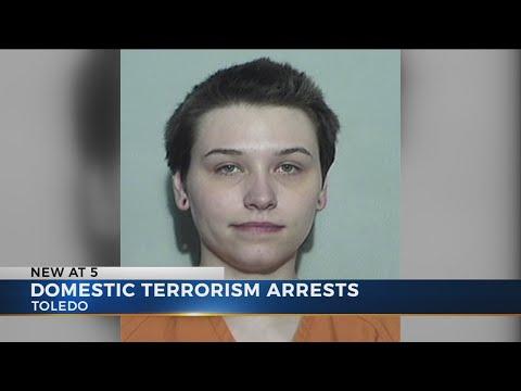 Domestic terrorism arrests