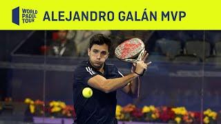 Alejandro Galán: MVP Adeslas Open 2020 | World Padel Tour