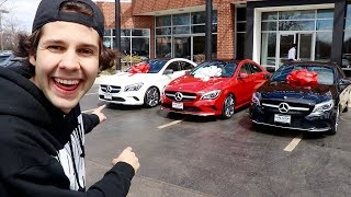 SURPRISING BEST FRIENDS WÏTH 3 NEW CARS!!
