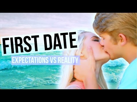 Thumbnail: FIRST DATE EXPECTATIONS VS REALITY! | Aspyn Ovard