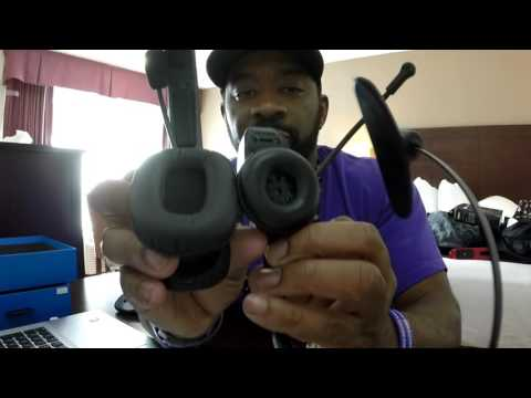 Mr.Sinnizter DaTrucker: Blue Parrott B450-XT Head Set Review